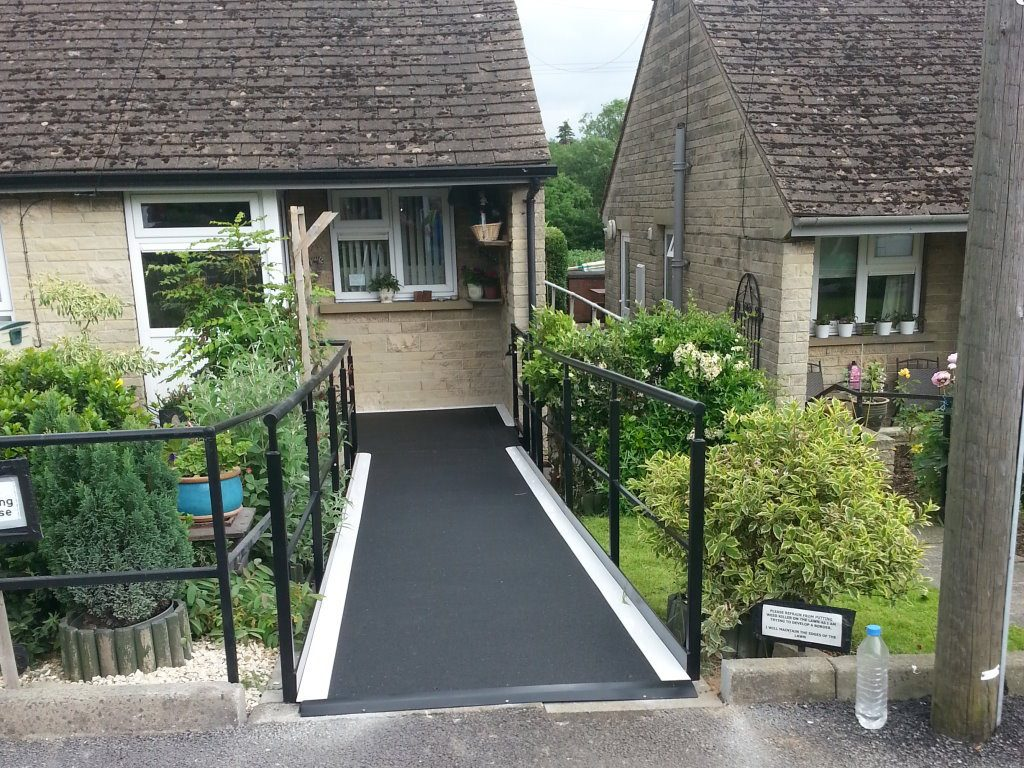 Safety Ramps Cawthorne July 2016