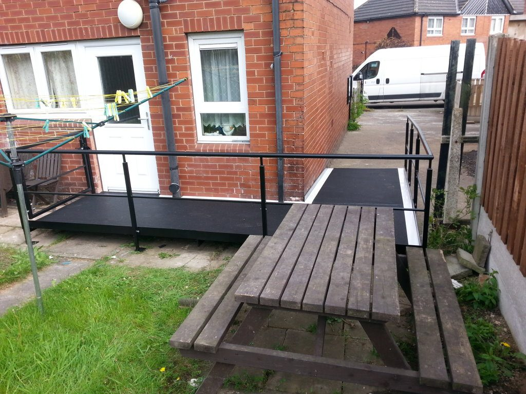 worsbrough safety ramp